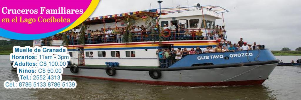 Cruceros Familiares Granada