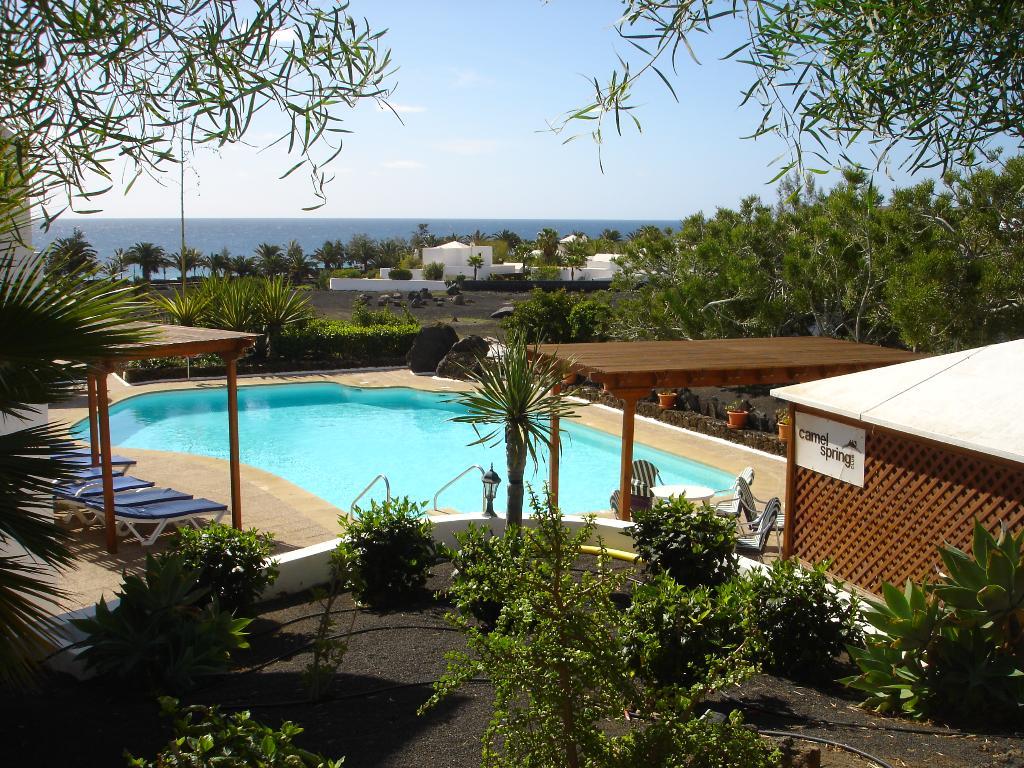 駱駝泉水公寓飯店