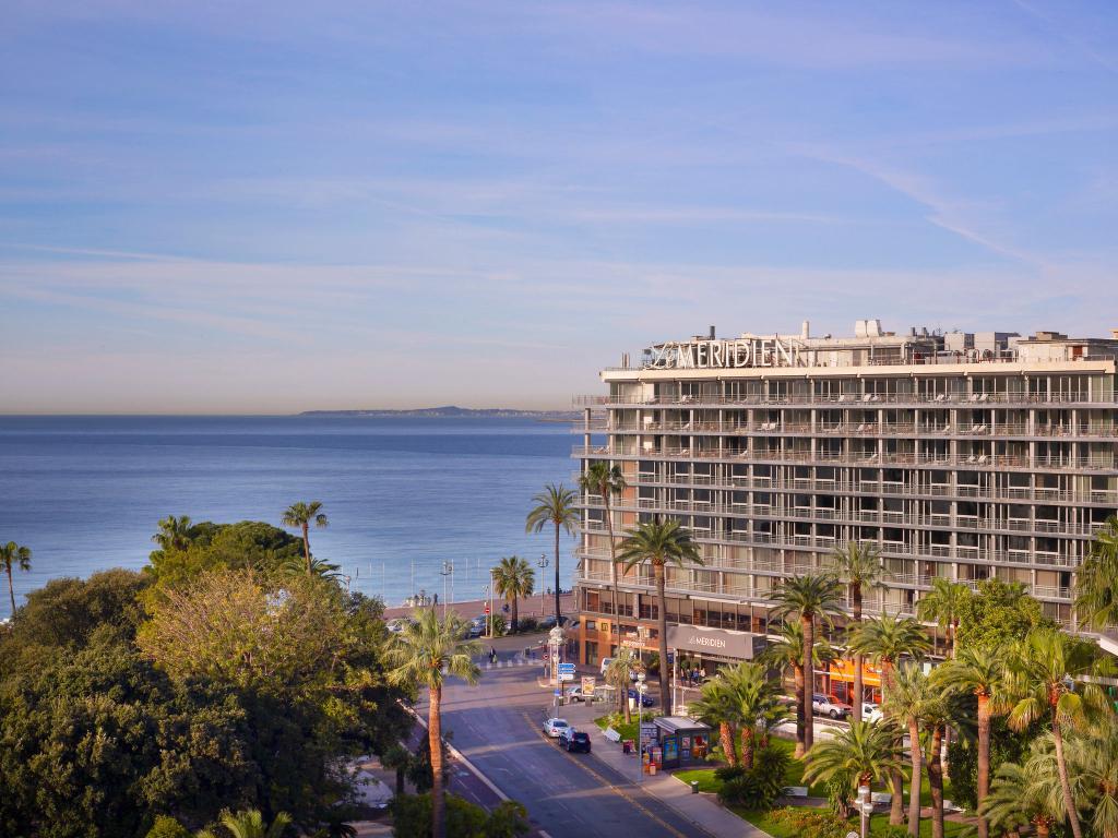 โรงแรมเลอเมอริเดียน นีซ