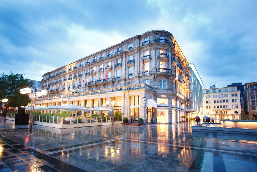 Dom Hotel Koeln