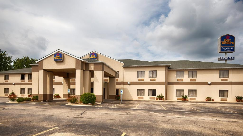 ‪BEST WESTERN Clearlake Plaza‬