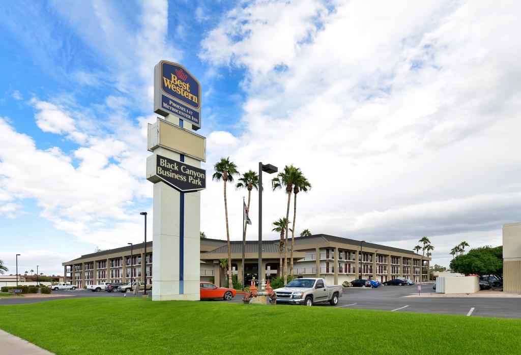 BEST WESTERN Phoenix I-17 MetroCenter Inn