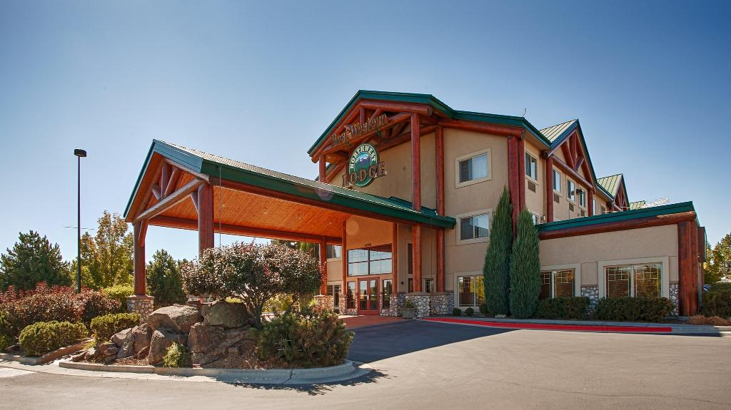 ‪BEST WESTERN Northwest Lodge‬