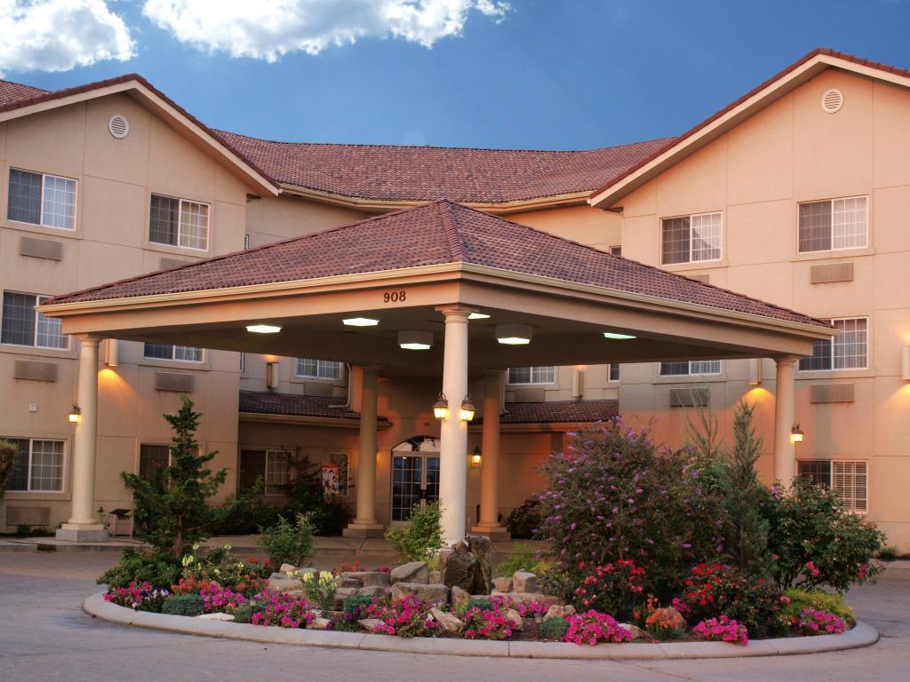貝斯特韋斯特普勒斯考德威爾套房酒店