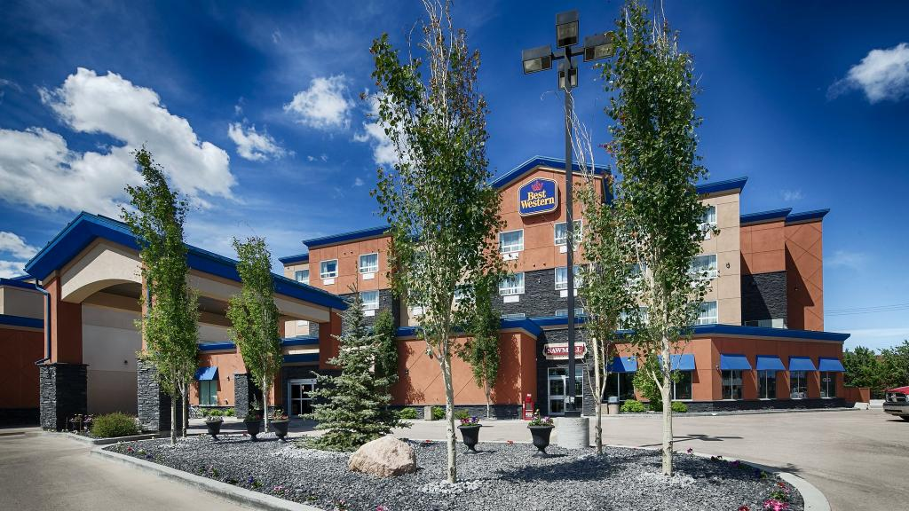 ‪BEST WESTERN Cold Lake Inn‬