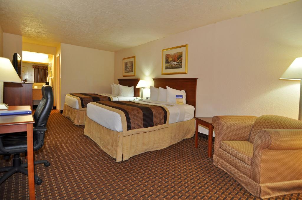 BEST WESTERN Hillside Inn