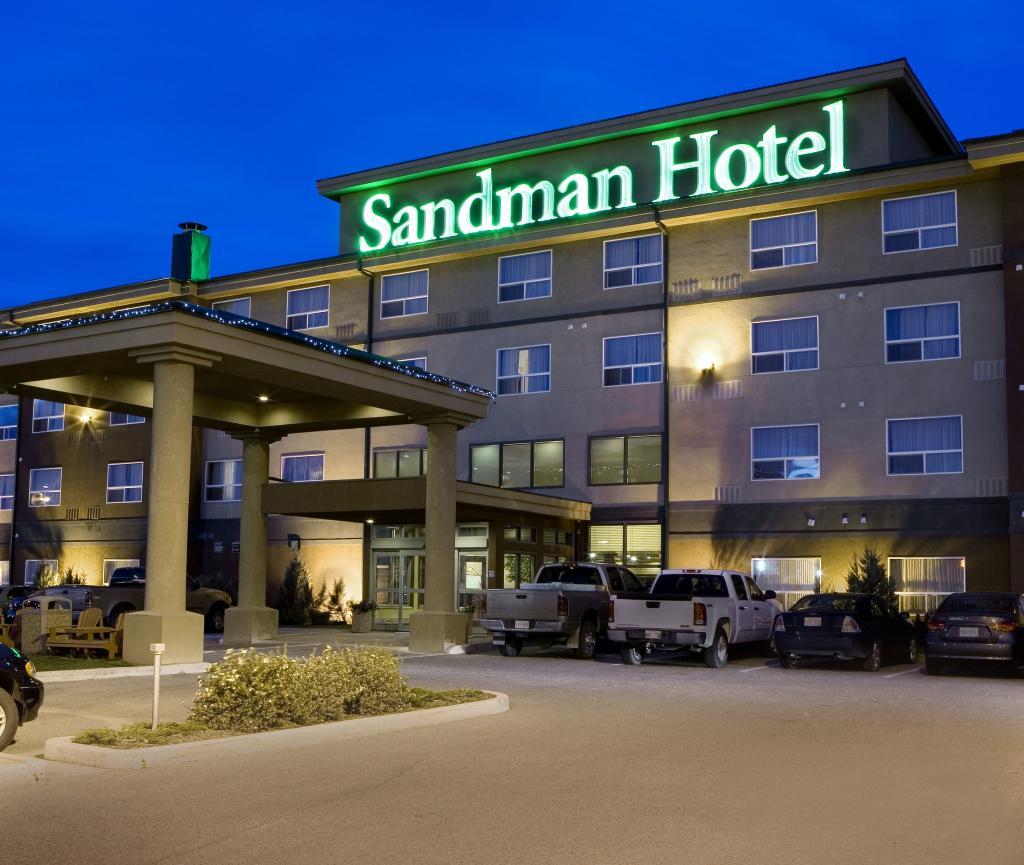 サンドマン ホテル サスカトゥーン