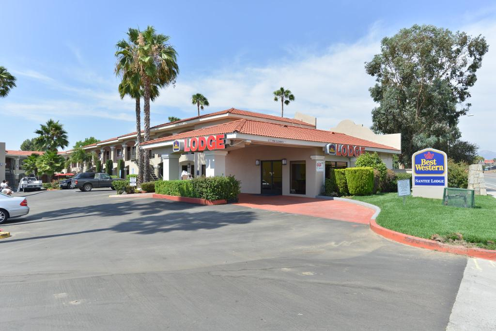 BEST WESTERN Santee Lodge