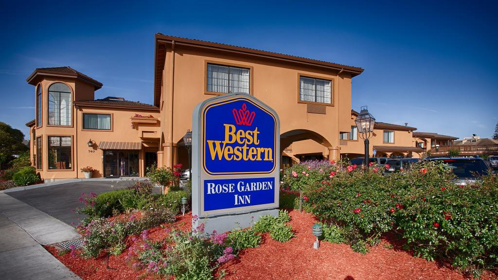 BEST WESTERN Rose Garden Inn