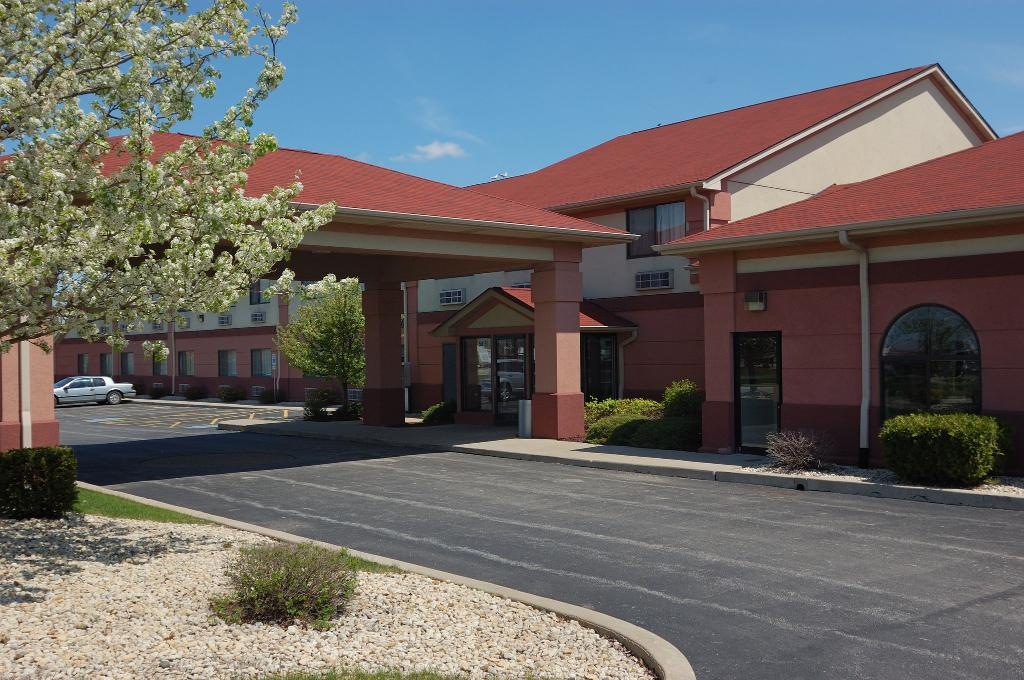 Americas Best Value Inn Monee/Chicago Area