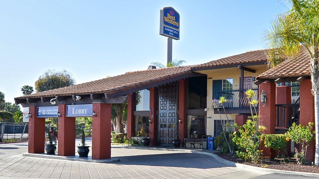 BEST WESTERN Americana Inn