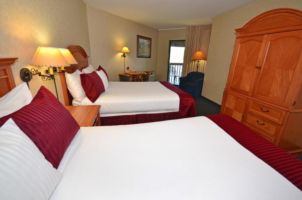 BEST WESTERN PLUS Kootenai River Inn Casino & Spa