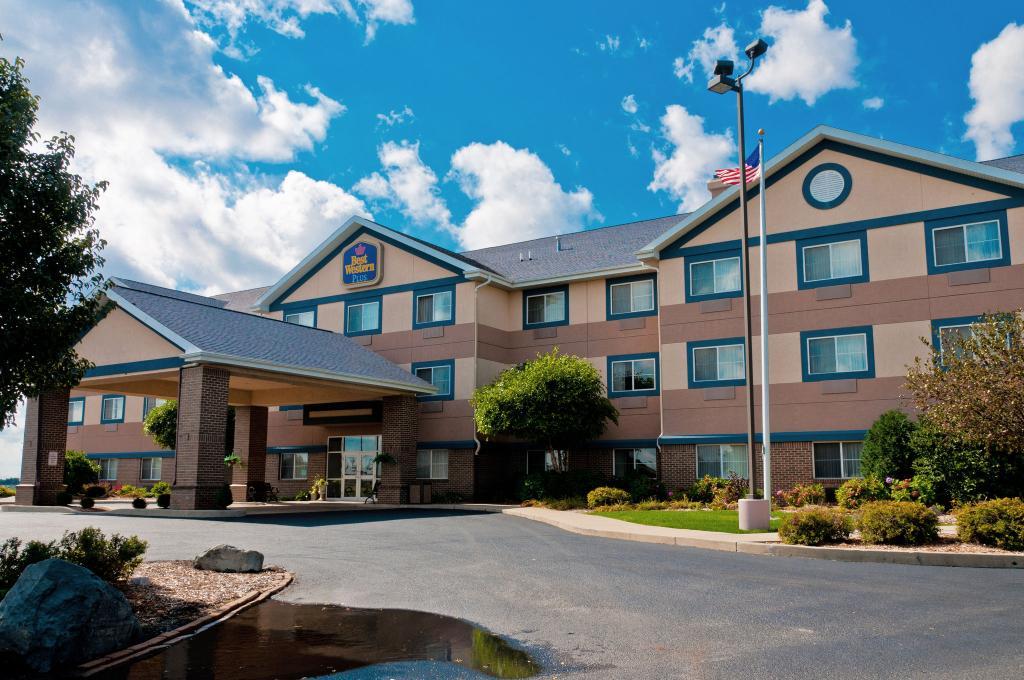 貝斯特韋斯特普拉斯白蘭地酒套房酒店