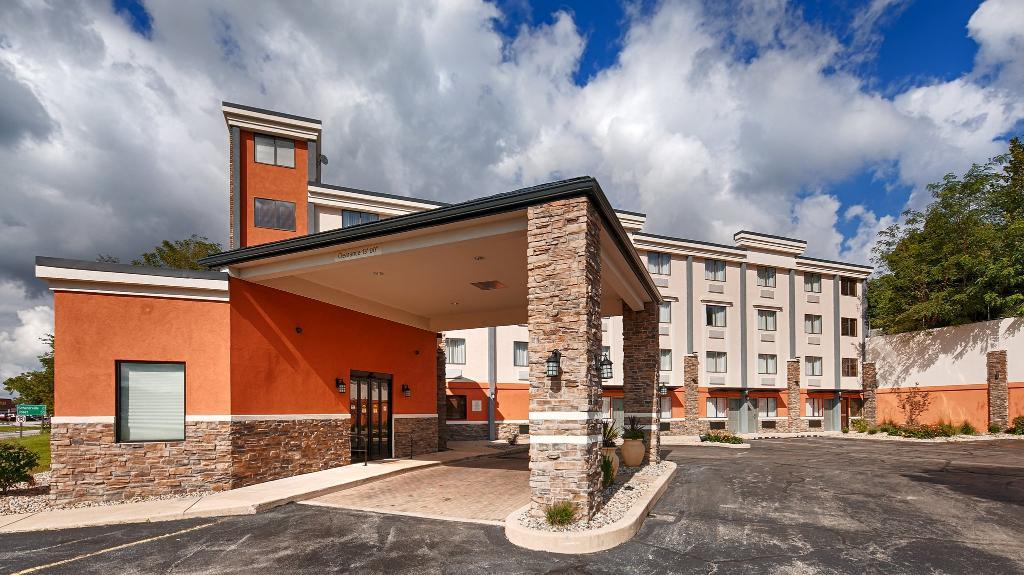 瓦爾帕萊索貝斯特韋斯特大學旅館