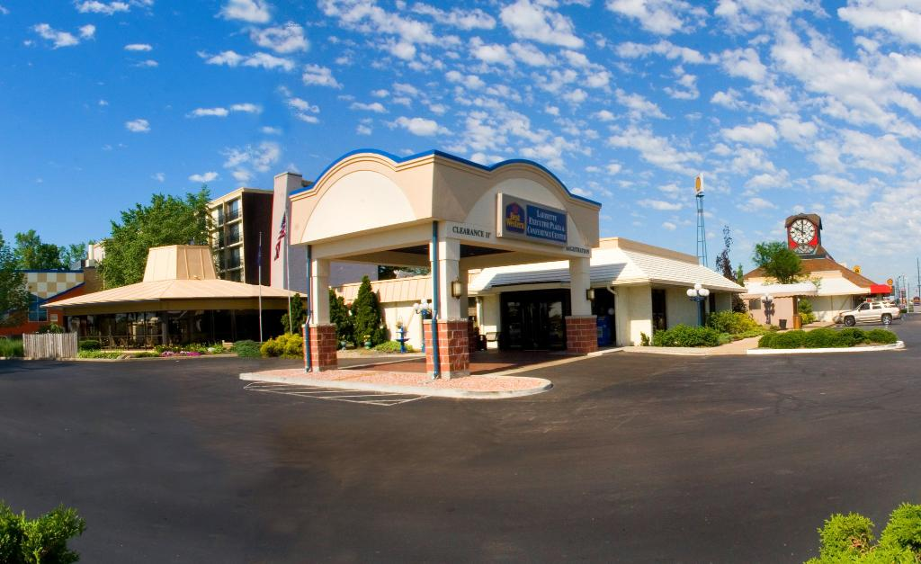 BEST WESTERN Lafayette Executive Plaza & Conference Center