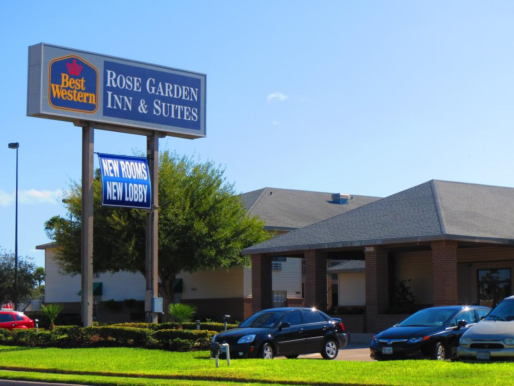 BEST WESTERN Rose Garden Inn & Suites