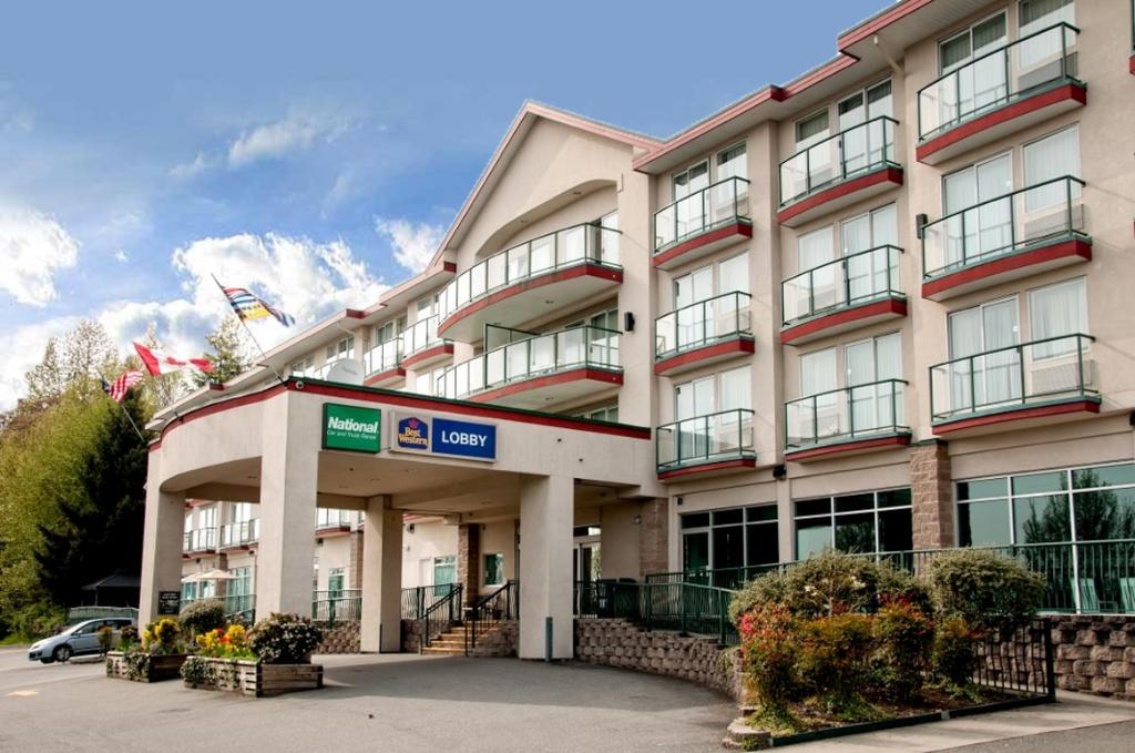 ‪BEST WESTERN PLUS Mission City Lodge‬