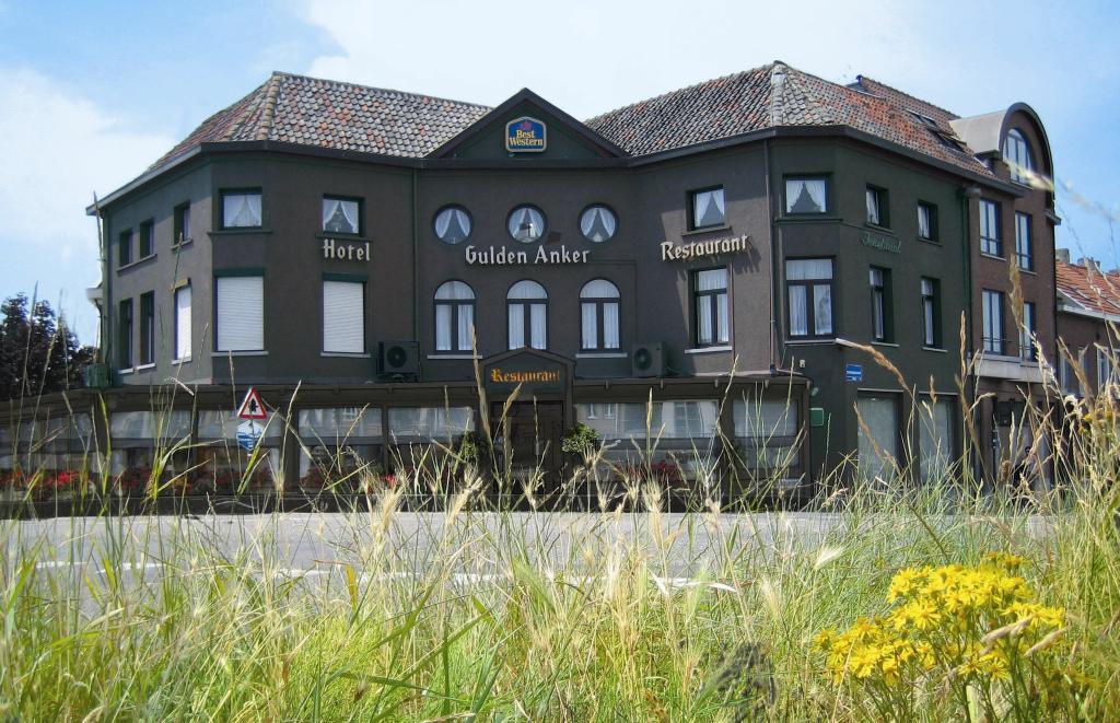 BEST WESTERN Hotel Gulden Anker