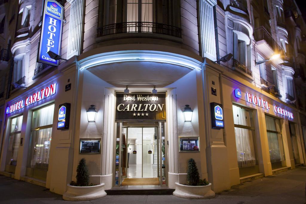 베스트 웨스턴 호텔 칼튼