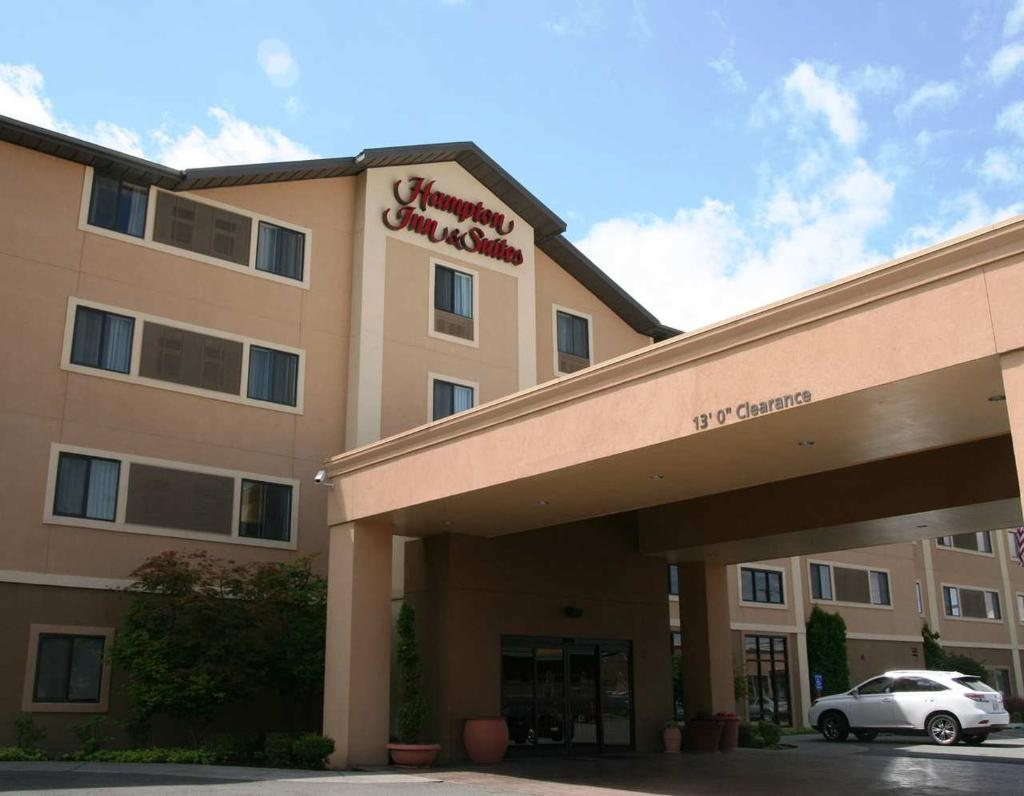 Hampton Inn & Suites Burlington