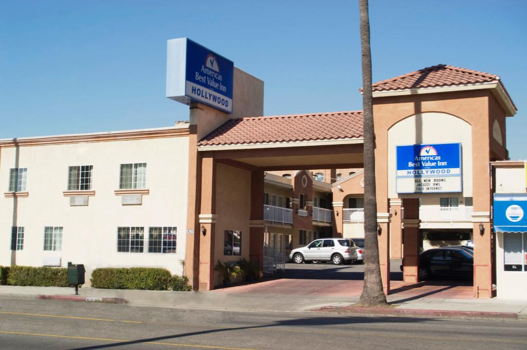 Americas Best Value Inn - Hollywood / Los Angeles