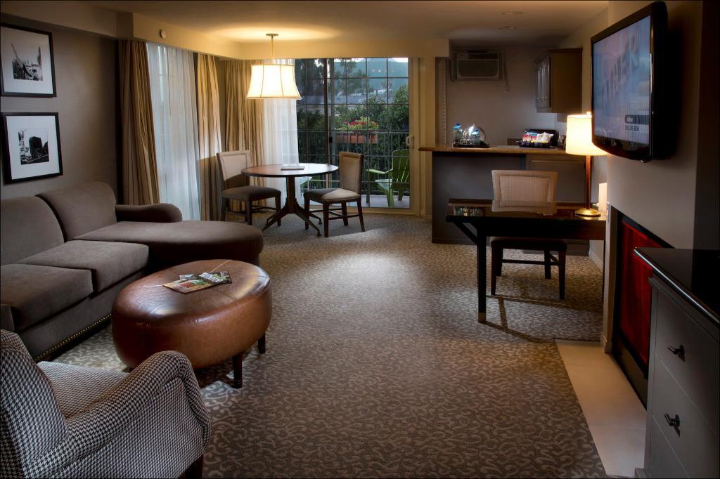 레 파크 스위트 호텔