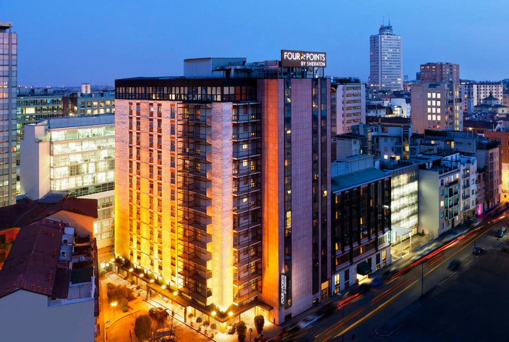 Four Points by Sheraton Milan Center