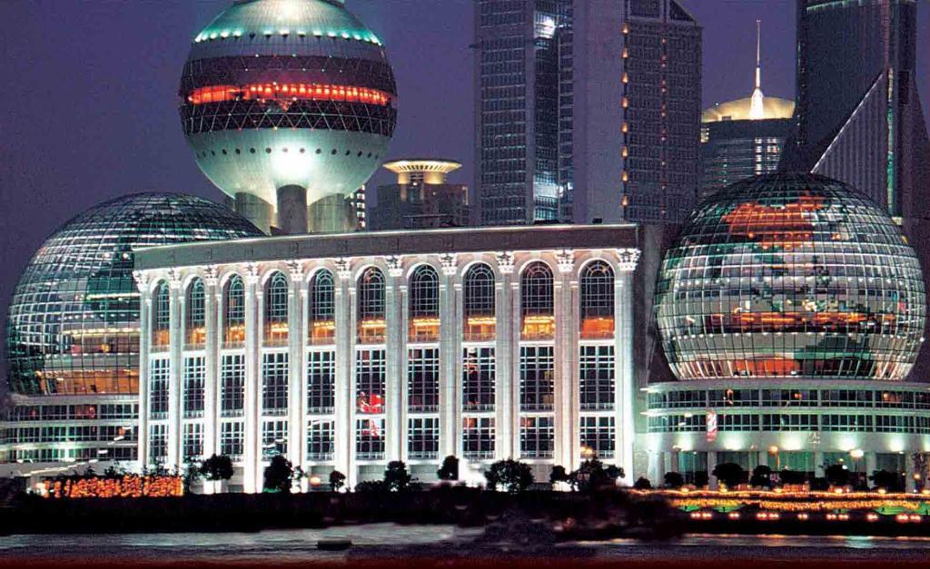 國際會議中心東方濱江大酒店