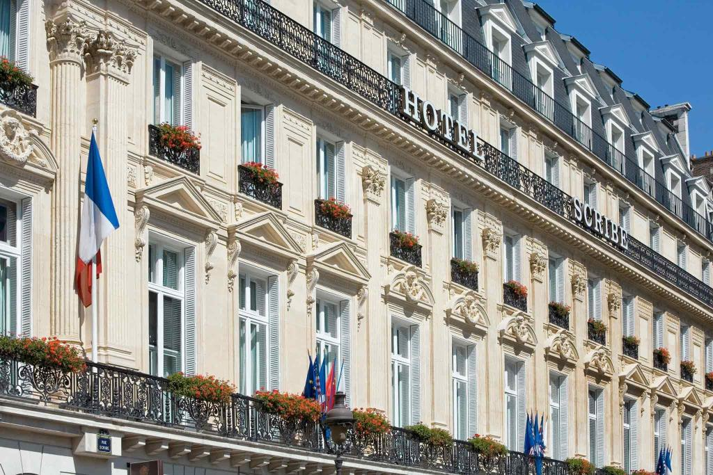 ‪Hotel Scribe Paris managed by Sofitel‬