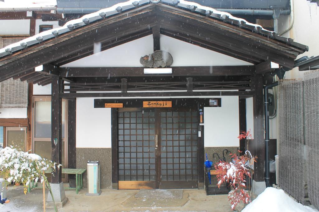 Hida Takayama Zenkoji