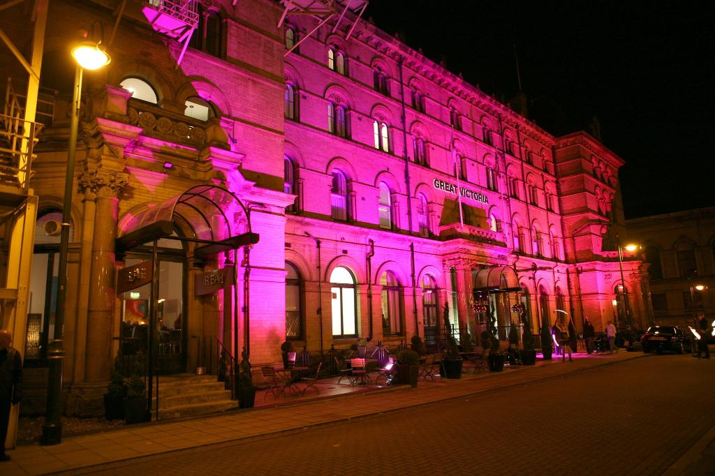 維多利亞豪華酒店