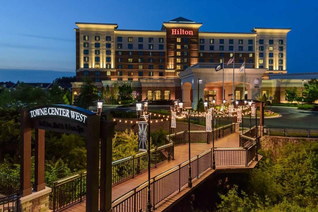 Hilton Richmond Hotel & Spa / Short Pump