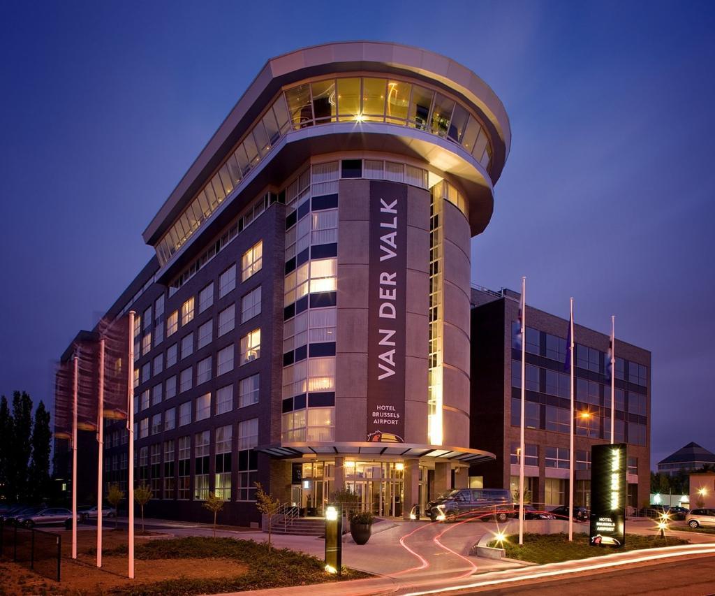 布魯塞爾機場範德瓦爾克酒店
