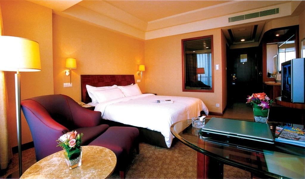 โรงแรมเซินเจิ้นแอร์ อินเตอร์เนชั่นแนล
