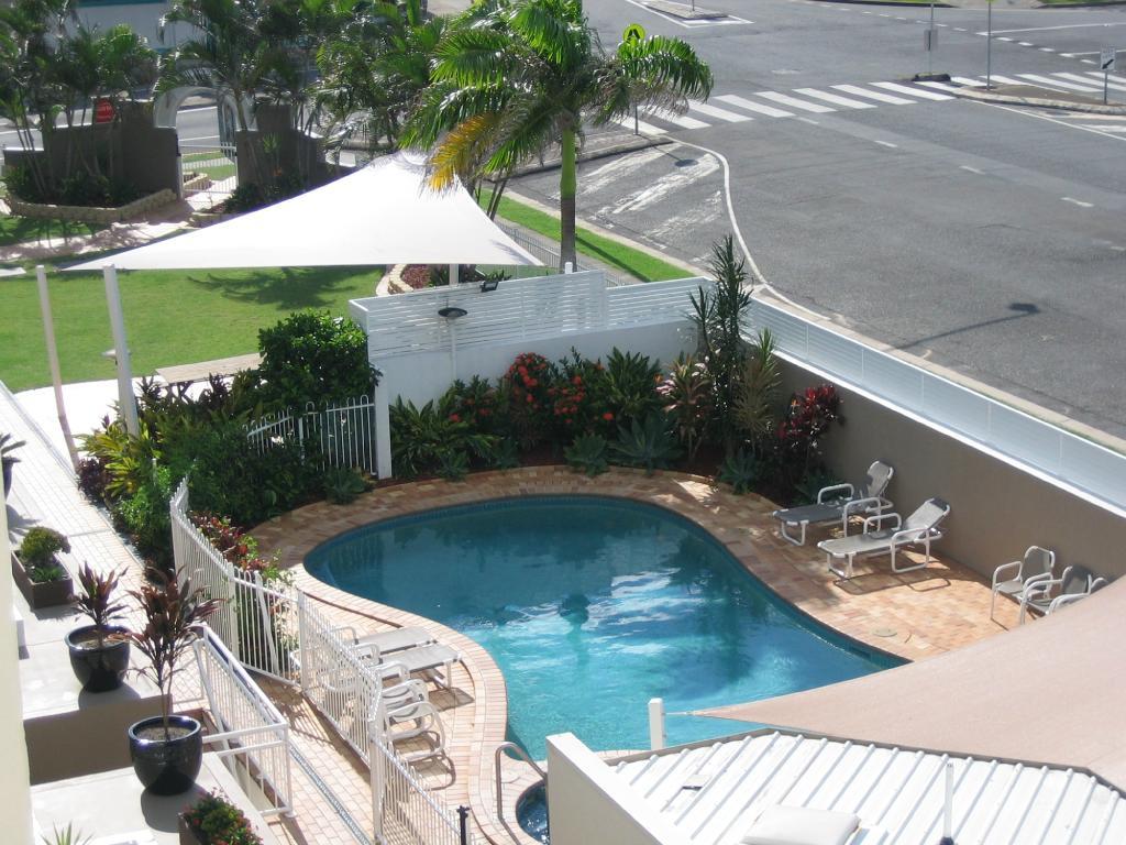 基拉棕櫚假日公寓