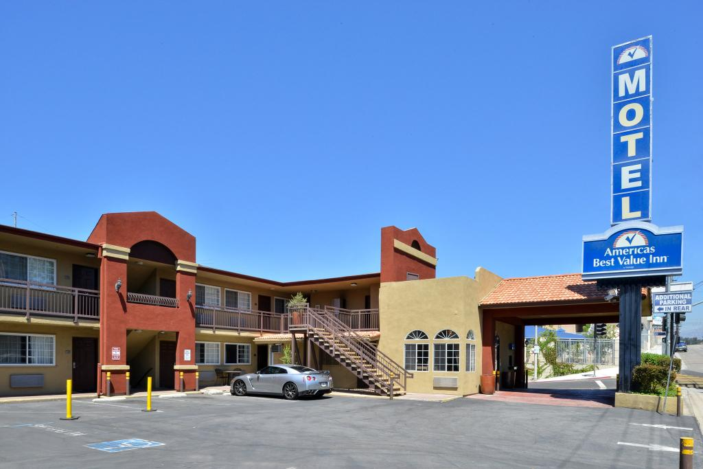 Americas Best Value Inn - Los Angeles / Hollywood