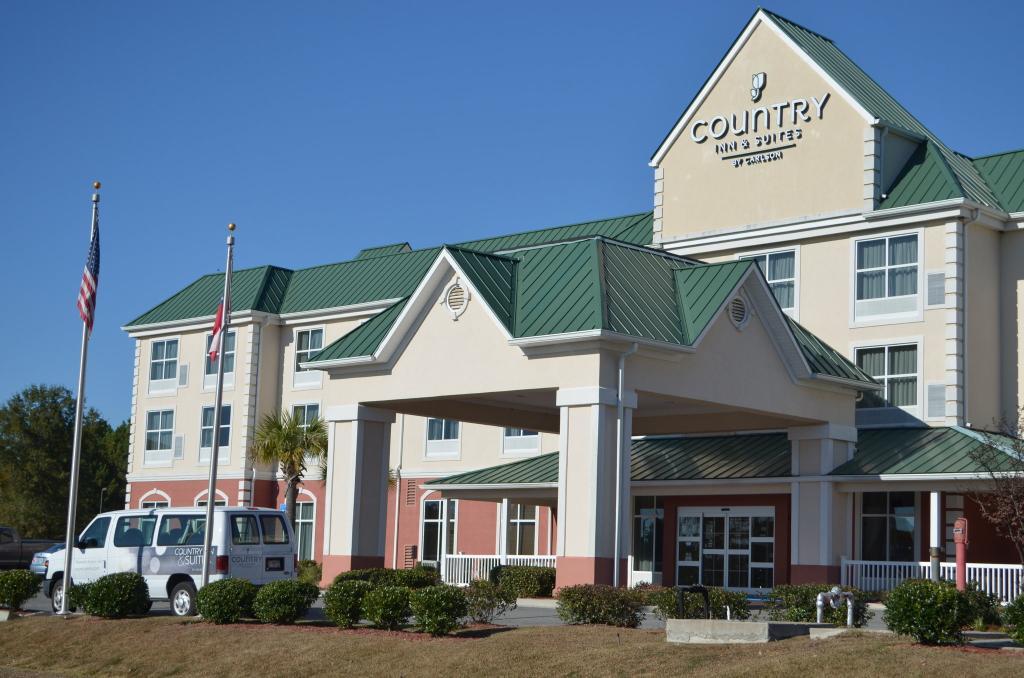 Country Inn & Suites By Carlson, Savannah Airport