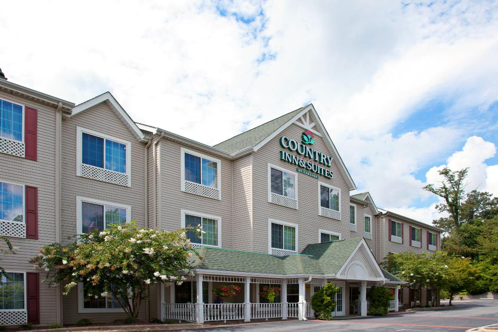 ‪Country Inn & Suites By Carlson, Asheville at Biltmore Square Mall‬