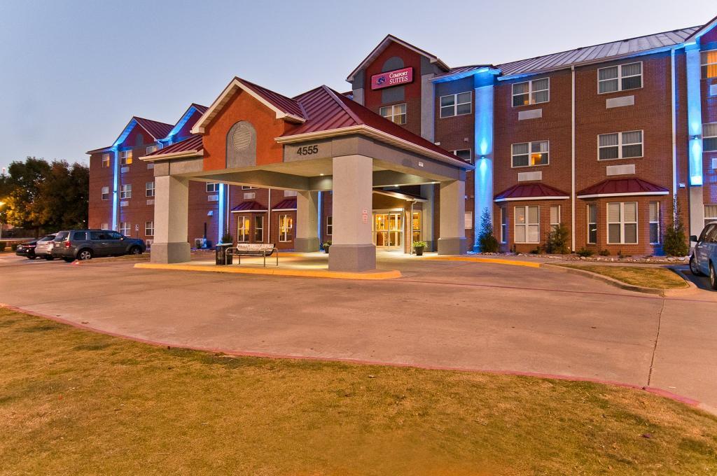 Comfort Suites North/Galleria