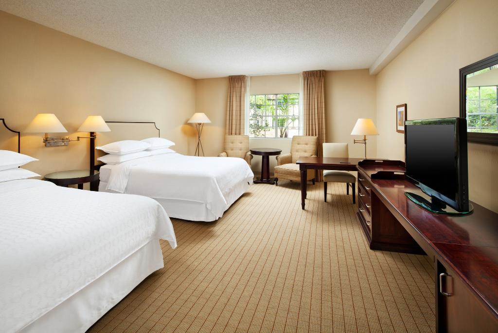 쉐라톤 애너하임 호텔