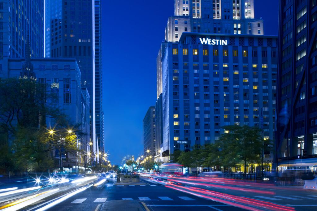 ‪The Westin Michigan Avenue Chicago‬