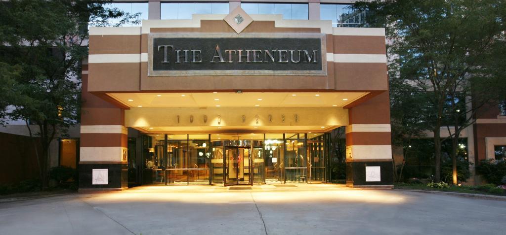 アテネウム スイート ホテル