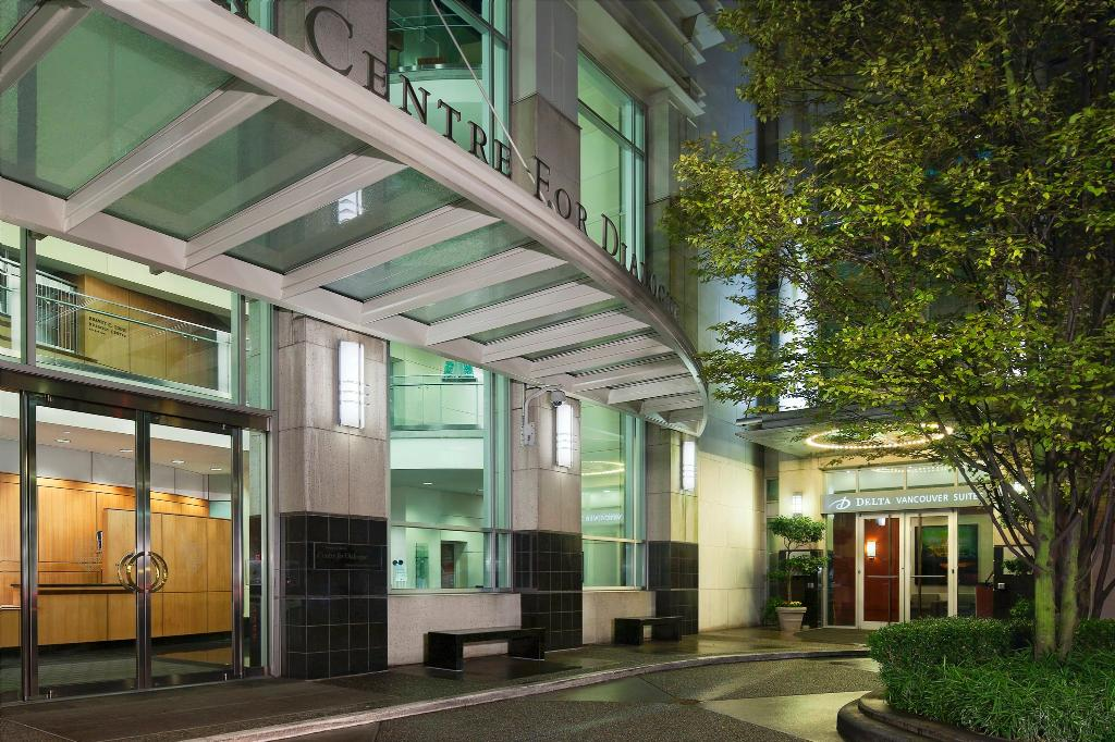 Delta Hotels by Marriott Vancouver Suites