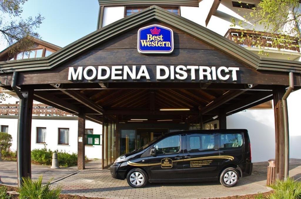 摩德納區最佳西方酒店