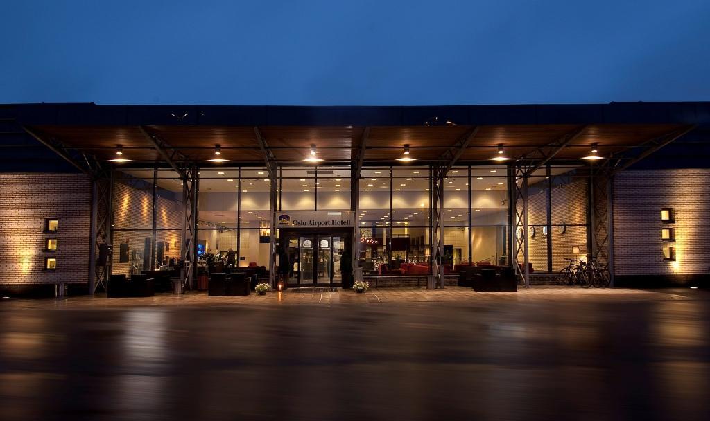 ベスト ウェスタン オスロ エアポート ホテル
