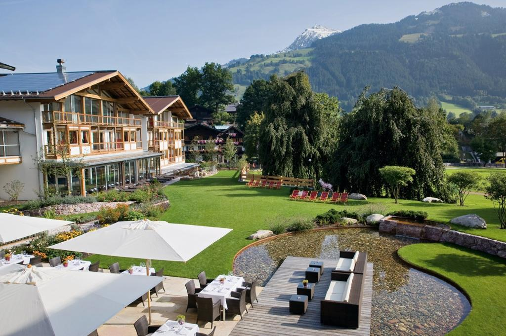 ‪Hotel Kitzhof Mountain Design Resort‬