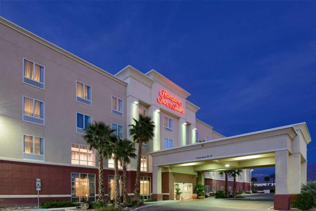 Hampton Inn & Suites El Paso West