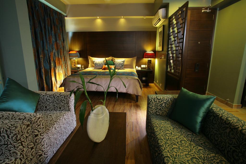 juSTa Gurgaon Hotel