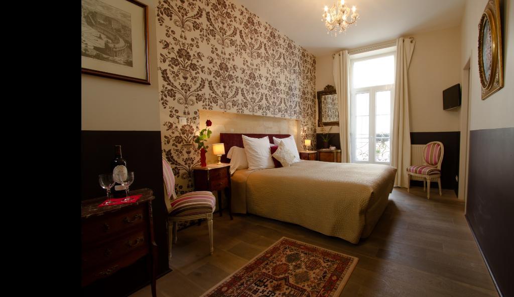 Au Coeur de Bordeaux - Chambres et Table d'hotes
