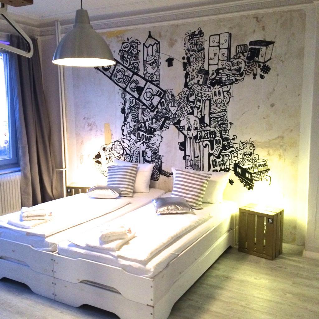 Pyjama Park Hotel und Hostel
